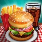 疯狂厨房:餐厅厨师的模拟烹饪游戏 icon