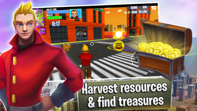 Hero Storm - Save the World screenshot two