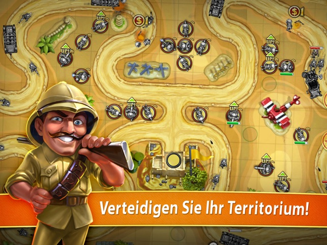 Toy Defense – TD Strategie Screenshot
