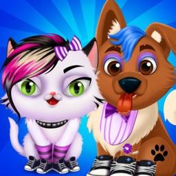 Puppy & Kitty Fashion Salon