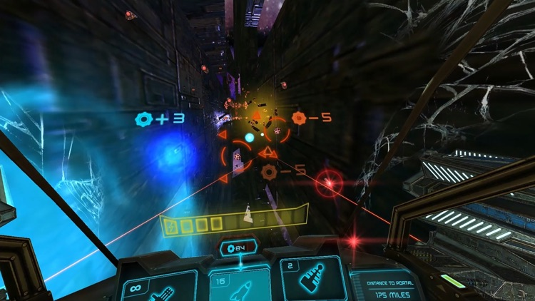 VR Space Stalker screenshot-0
