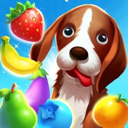 Juicy Fruit-Match 3 jam heroes