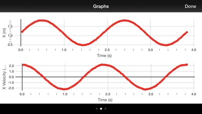 Screenshot for Vernier Video Physics in Singapore App Store