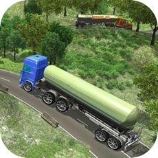 Activities of Heavy Oil Truck Driving