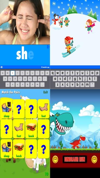 i Can Type - Sight Words screenshot-3