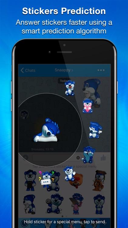 Snaappy – AR communication screenshot-3