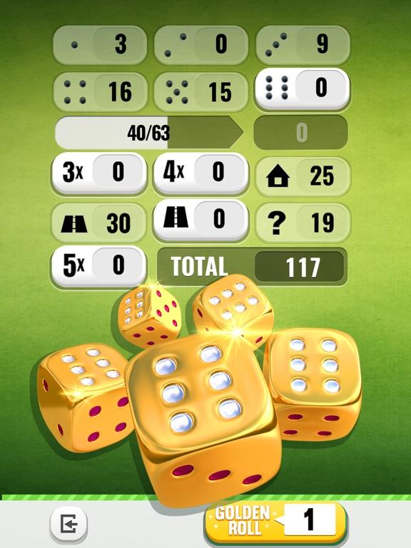 Golden Roll: The Dice Game screenshot 16