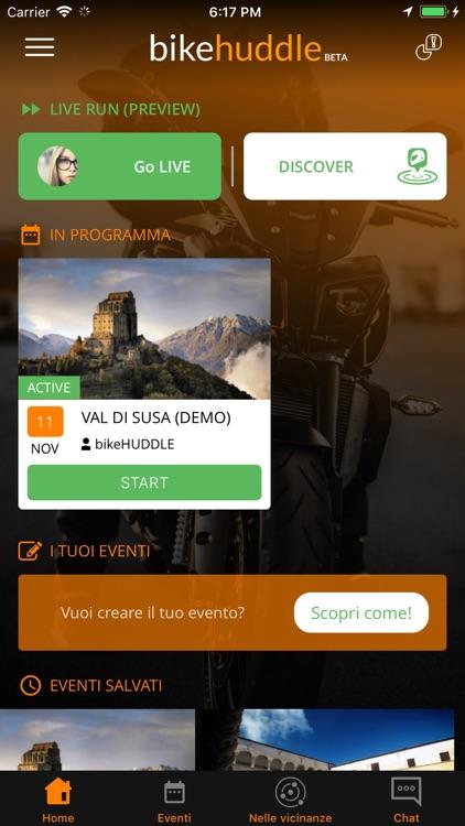 bikeHuddle screenshot-3