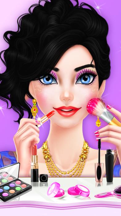 Indian Fashion Cover Girl screenshot one