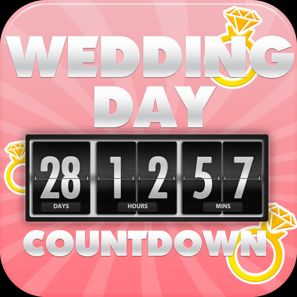 Wedding Countdown !