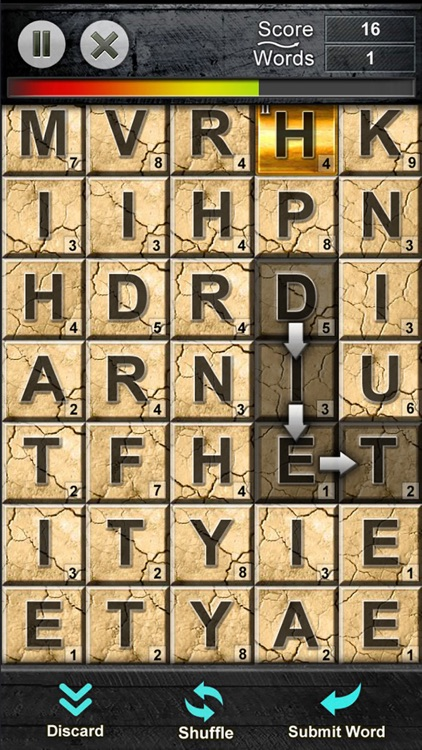 Word Smith Puzzle screenshot-1