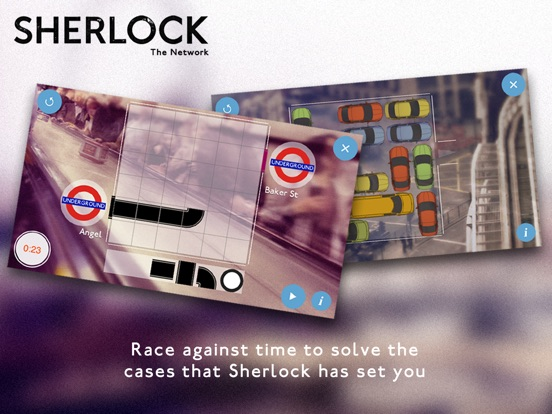 Sherlock: The Network HD Screenshot