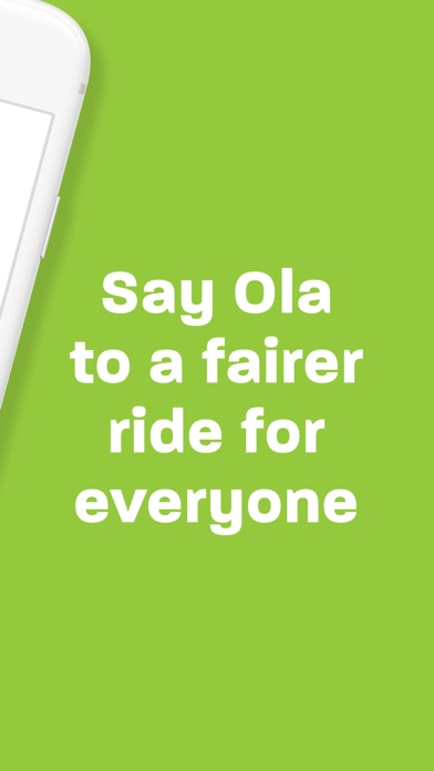 Download Ola for Pc
