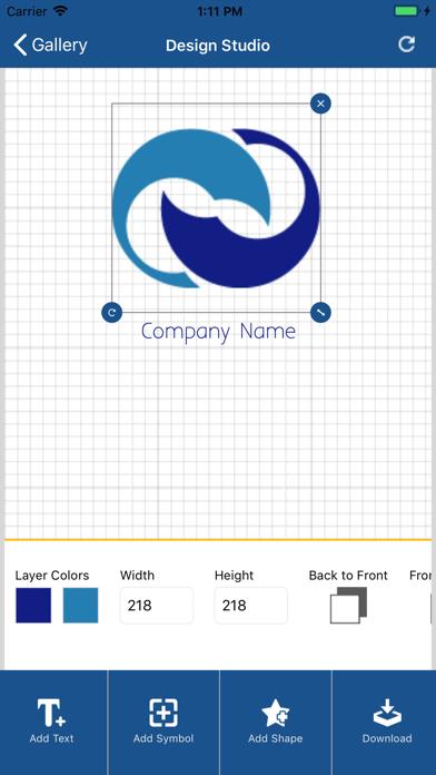 Logo Creator Full screenshot four