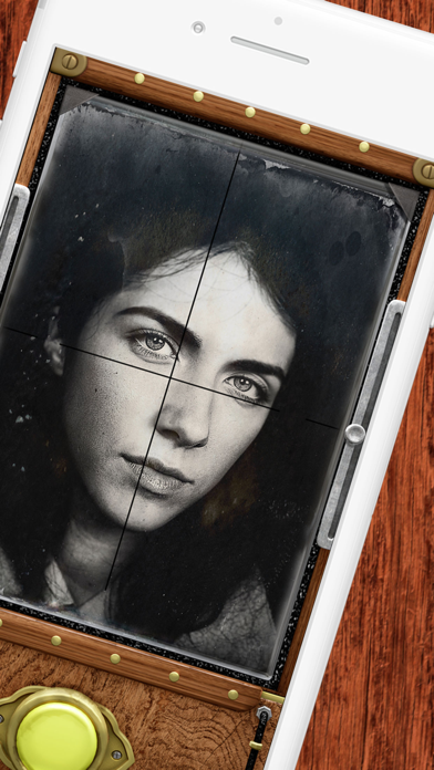 TinType by Hipstamatic screenshot two