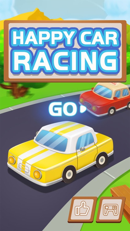 Happy Cars - speed racing game