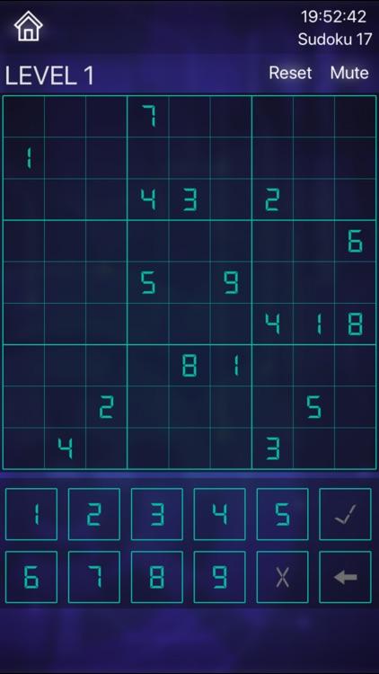 Sudoku 17 by Zibin Chen