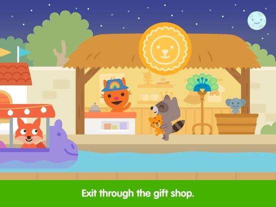 Sago Mini Zoo screenshot 13