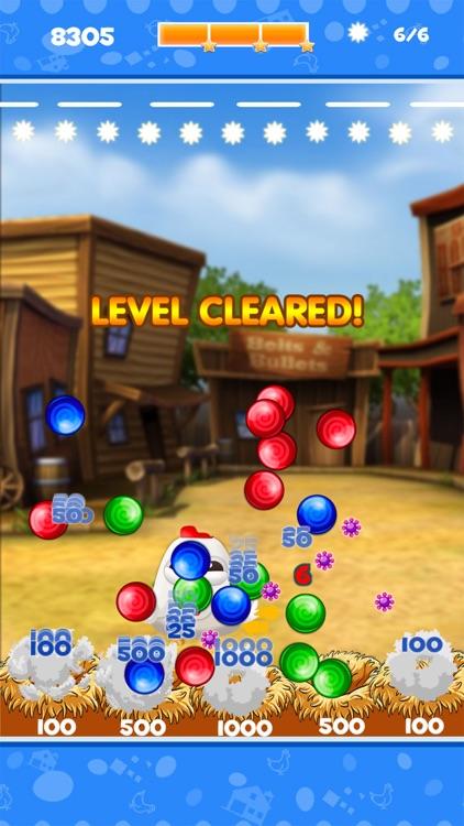 Bubble Blast Rush screenshot-3