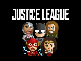 Justice League Sticker Pack