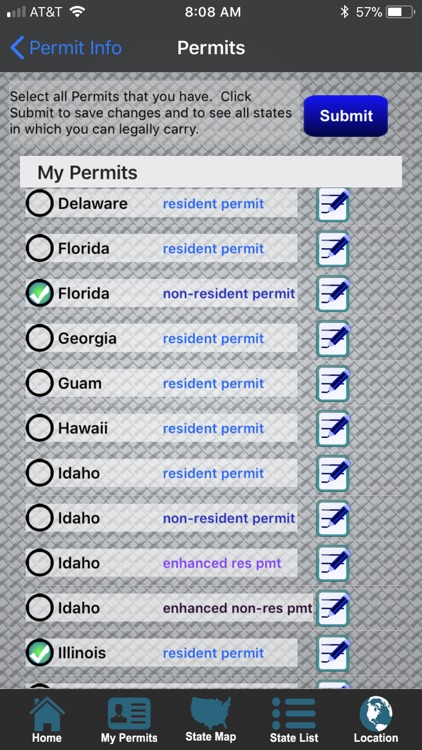 CCW – Concealed Carry 50 State screenshot-4