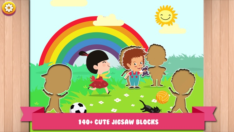 Jigsaw Picture Blocks for Kids screenshot-4