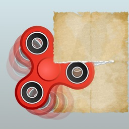 Spinner Clash - Cut the Paper