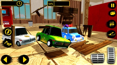 Chasing Cars in Bank: Wanted-3