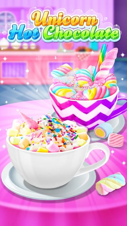 Hot Chocolate - Unicorn Food screenshot-3