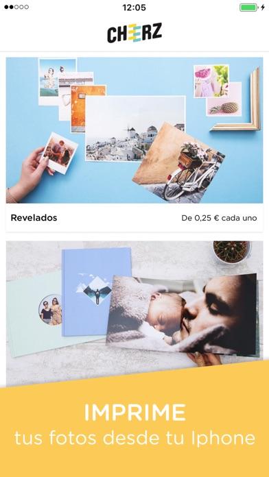 download CHEERZ - Revelado de fotos apps 3