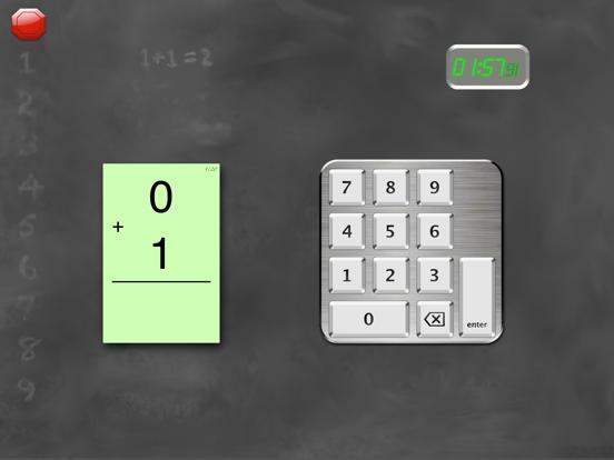 FlashToPass Math Flash Cards Screenshot 0