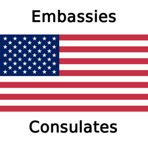 U.S. Embassies & Consulates app