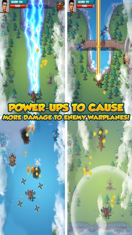 Sky fighter Force : War Games screenshot-3