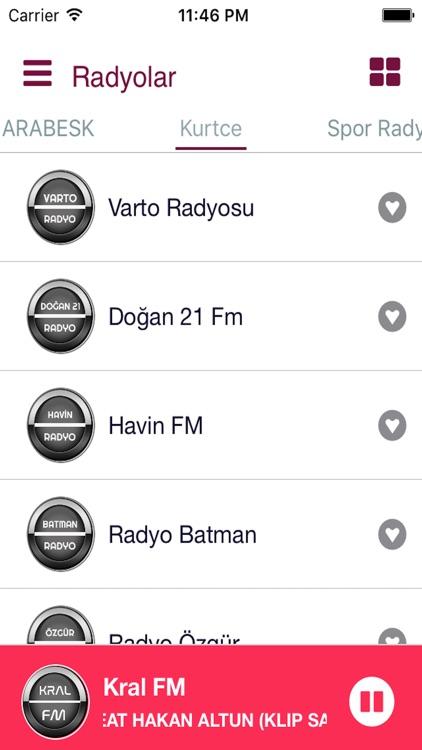 Türkçe Radyo Dinle screenshot-3
