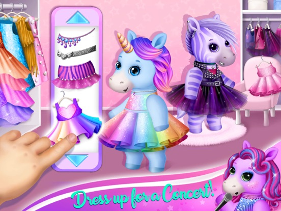 Pony Sisters Pop Music Band screenshot 8