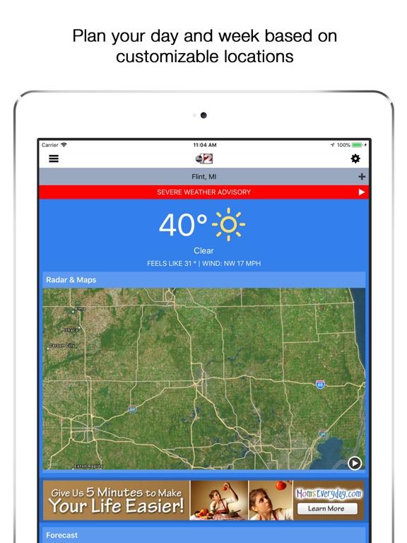 ABC12 - Michigan News iPad