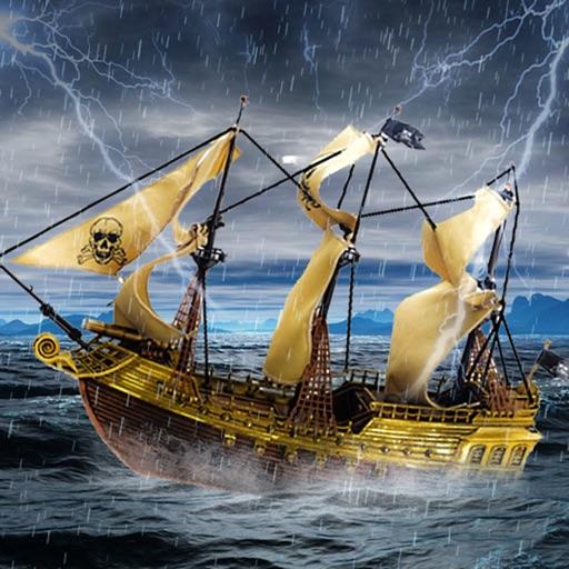 Pirate Ship Sea Battle 3D
