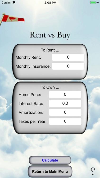6 in 1 Real Estate Calculator screenshot-7