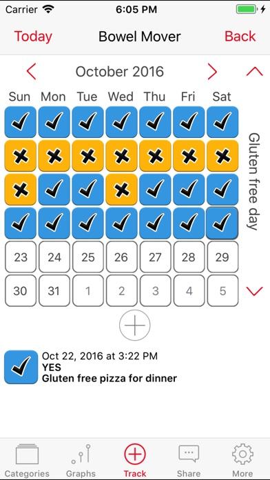 Bowel Mover Pro review screenshots