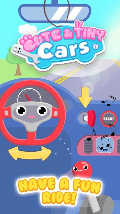 Cute & Tiny Cars screenshot-5
