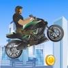 陆军摩托车赛车逃生