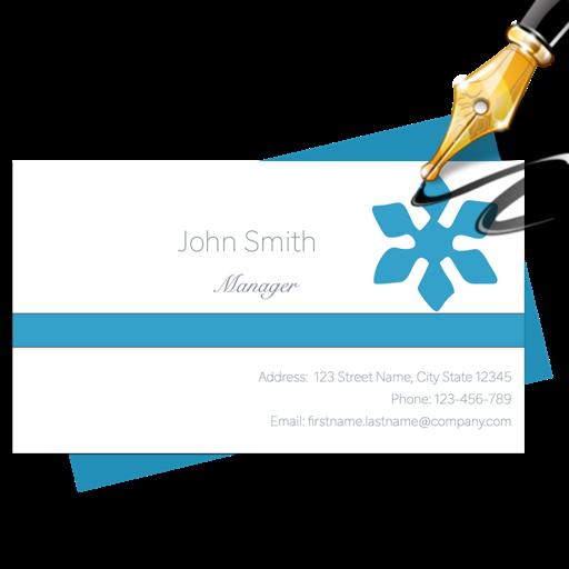 BP Business Card Designer