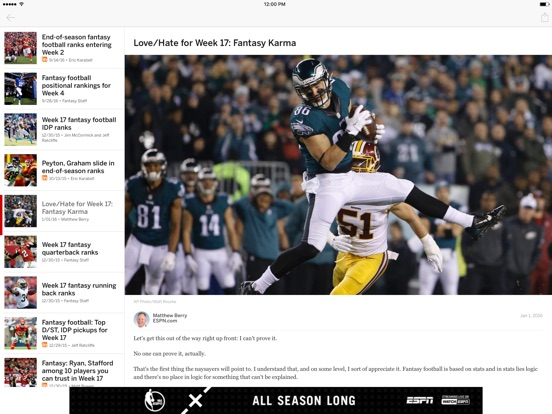 ESPN Fantasy Sports-ipad-4