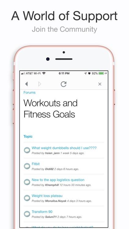 My Fitness by Jillian Michaels screenshot-8