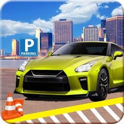 Driving Test city Car Parking