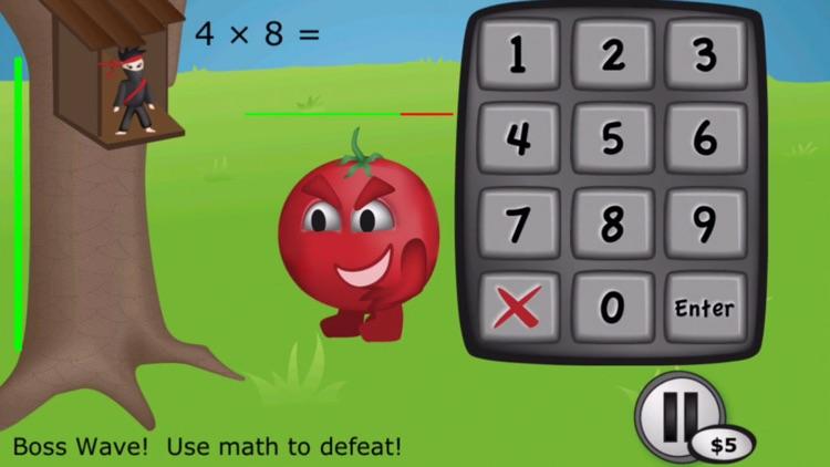 Math Ninja HD