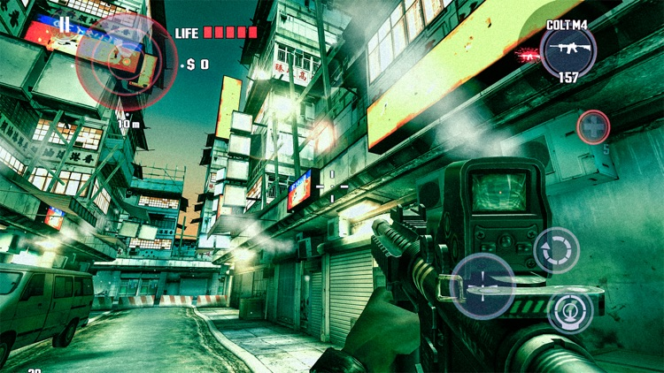 DEAD TRIGGER FPS supervivencia screenshot-5