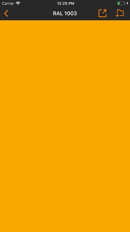 RAL colors. Ncs color chart LT