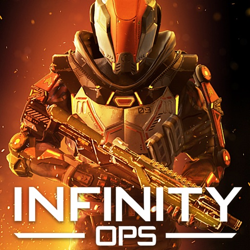 Infinity Ops: Онлайн шутер