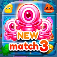 Codes for Monsters Match 3 Mania Hack